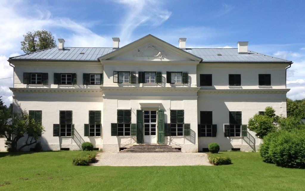 Sehenswürdigkeit Schloss Rosegg in Kärnten