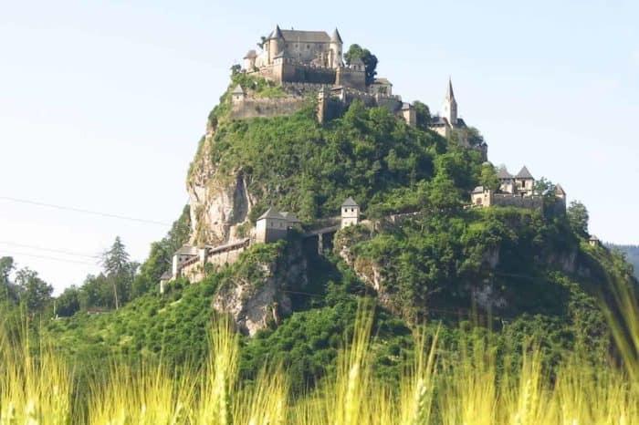 Kirchtag mit Kinderfest auf der Burg Hochosterwitz