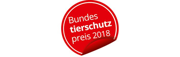 Logo Bundestierschutzpreis Österreich