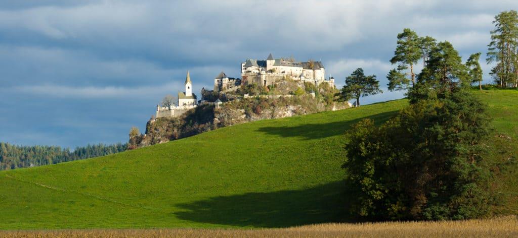 Burg Hochosterwitz - Infos für Ausflug