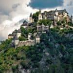 Burg Hochosterwitz Kärnten Austria Sehenswürdigkeiten