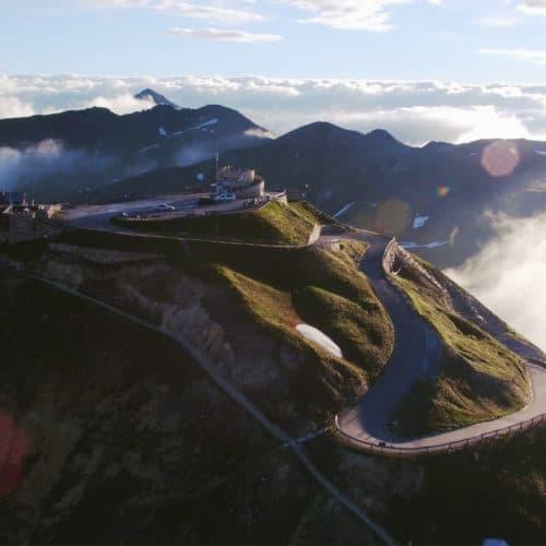 Kärntens TOP-10 Ausflugsziele: Großglockner Hochalpenstraße - Panoramastraße Europa Österreich