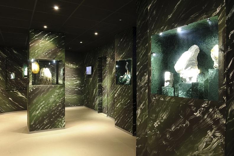 Ausstellung Passheiligtum Hochtor Großglockner Hochalpenstraße