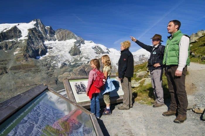 Zum schönsten Jausenplatz mit Nationalpark-Ranger