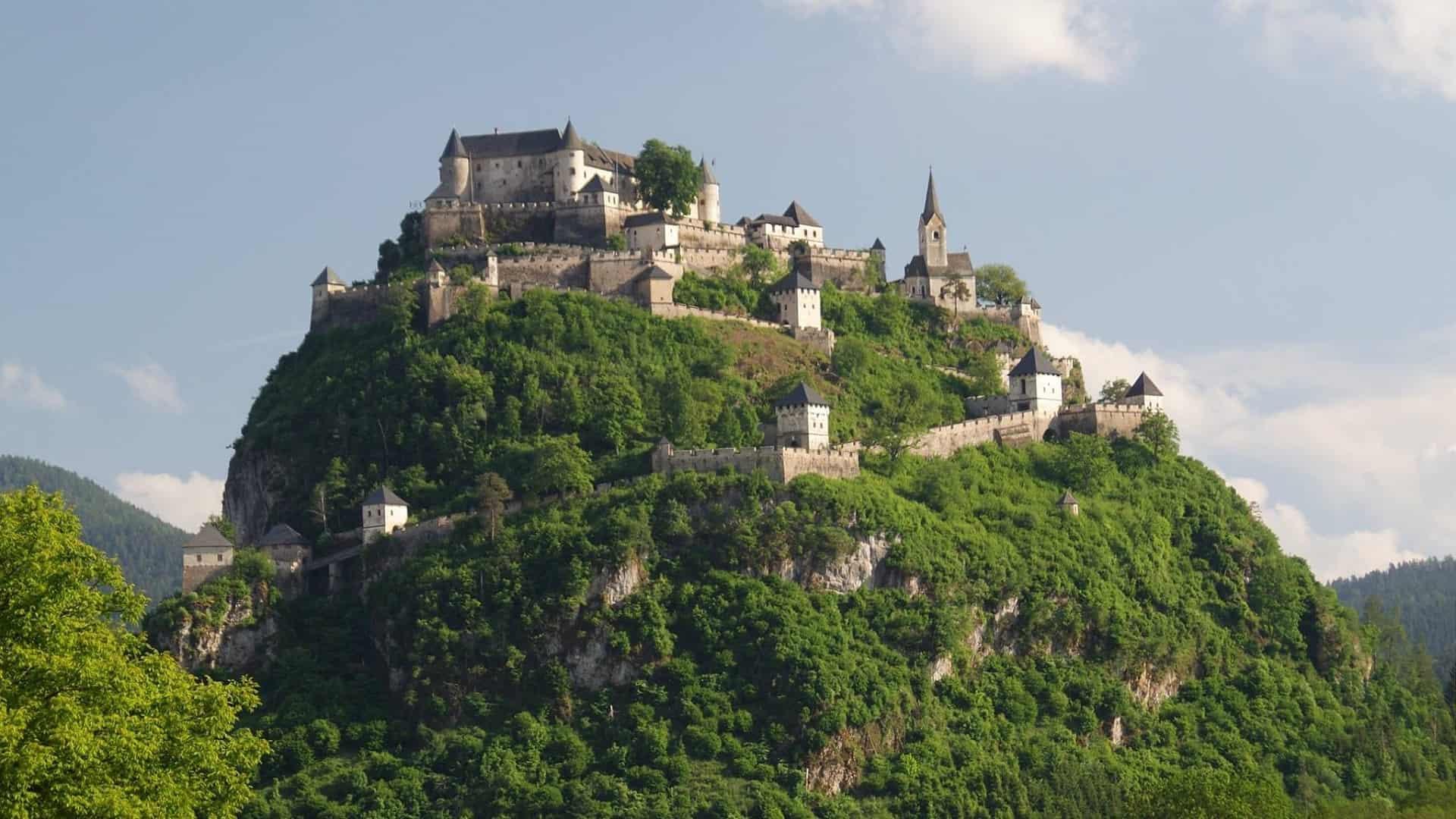 Burg Hochosterwitz - Kärnten TOP 10 Ausflugsziel