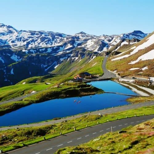 Kärntens TOP Ausflugsziel Großglockner Hochalpenstraße - Sehenswürdigkeit in Österreich