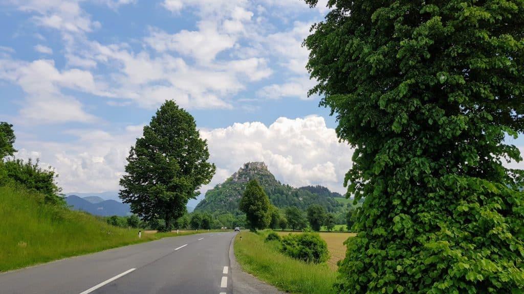 Burg Hochosterwitz - Ausflugsziel Kärnten, Anfahrt