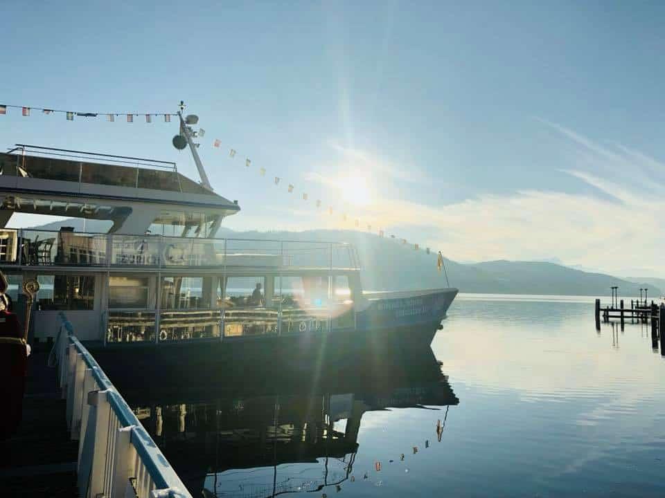 Ausflug mit Wörthersee Schifffahrt Kärnten