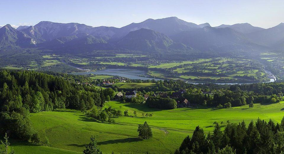 Sehenswürdigkeiten & Ausflugstipps in der Carnica Region Rosental