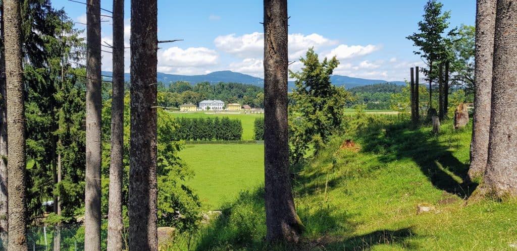 Rundgang durch den Tierpark Rosegg in Kärnten Rosental