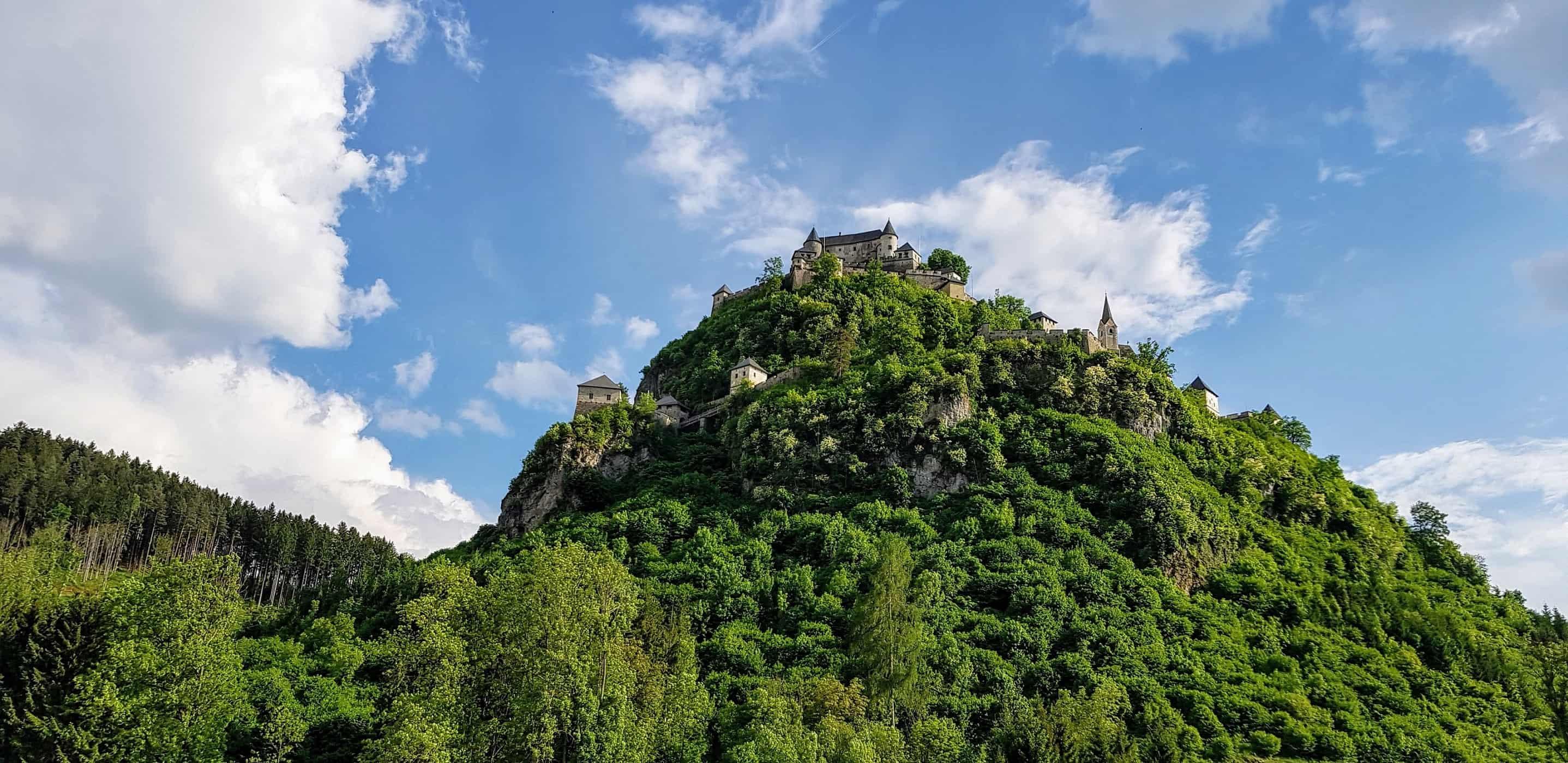Kärntens TOP Ausflugsziele - Burg Hochosterwitz Mittelkärnten - Längsee, Nähe St. Veit