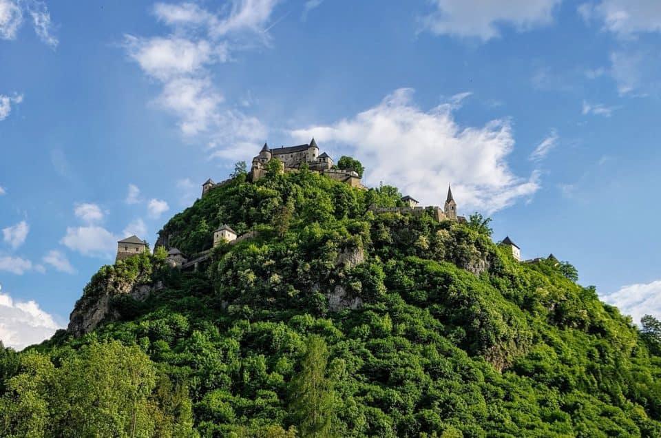 Burg Hochosterwitz - TOP-Ausflugsziele in Kärnten