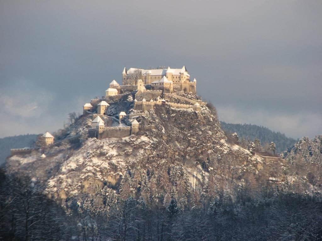 Burg Hochosterwitz Veranstaltungen Kärnten Adventmarkt