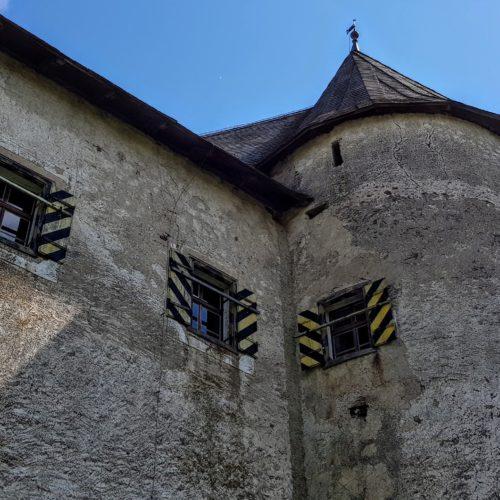 Burganlage TOP Ausflugsziele Kärnten Burg Hochosterwitz