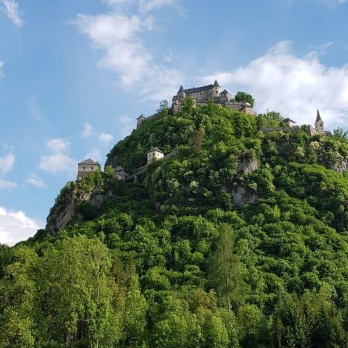 TOP-Sehenswürdigkeit in Kärnten - Burg Hochosterwitz - Österreich