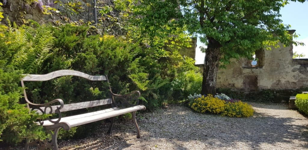 Gartenanlagen Burg Hochosterwitz