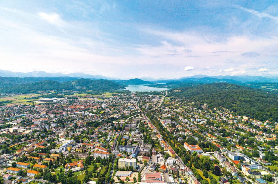 Ausflugstipps & Sehenswürdigkeiten in Klagenfurt, Kärnten