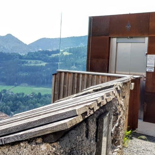 Barrierefreies Ausflugsziel Burg Hochosterwitz Kärnten