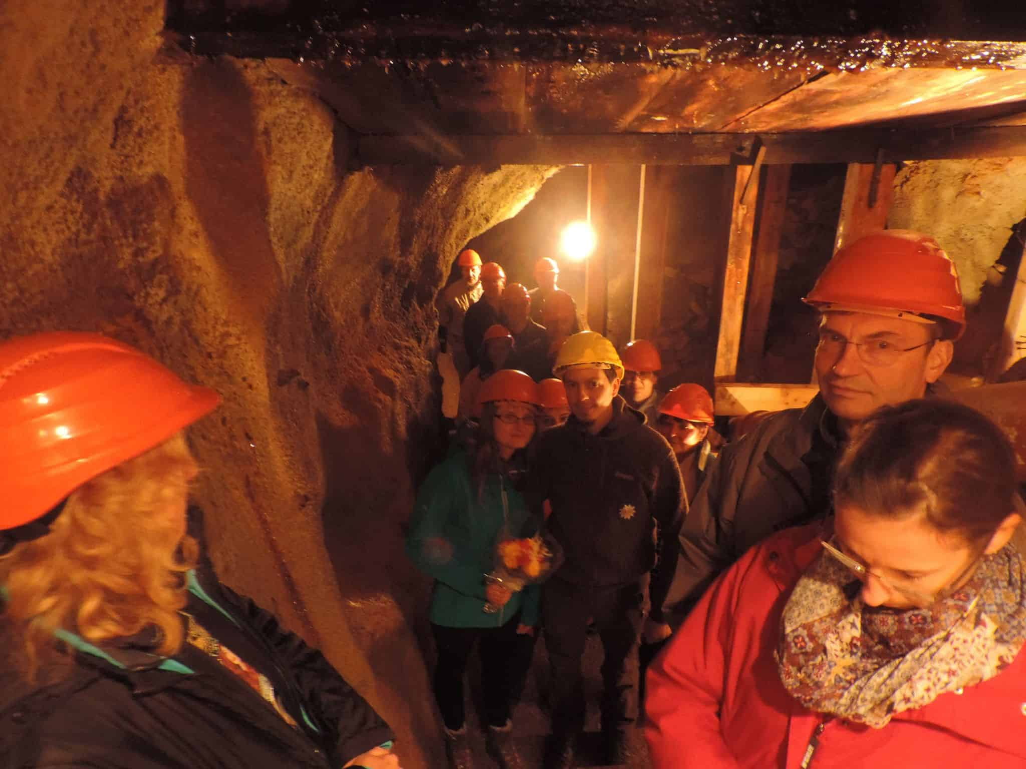 Höhlenführung im TOP-Ausflugsziel Obir Tropfsteinhöhlen in Bad Eisenkappel in Kärnten