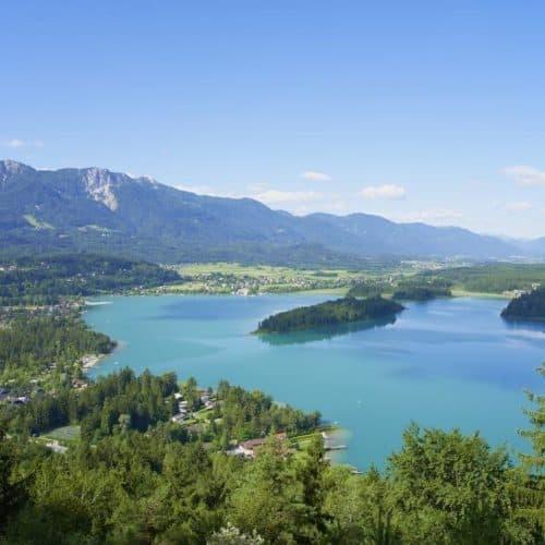 Ausflug Sehenswürdigkeiten Region Villach - Faaker See