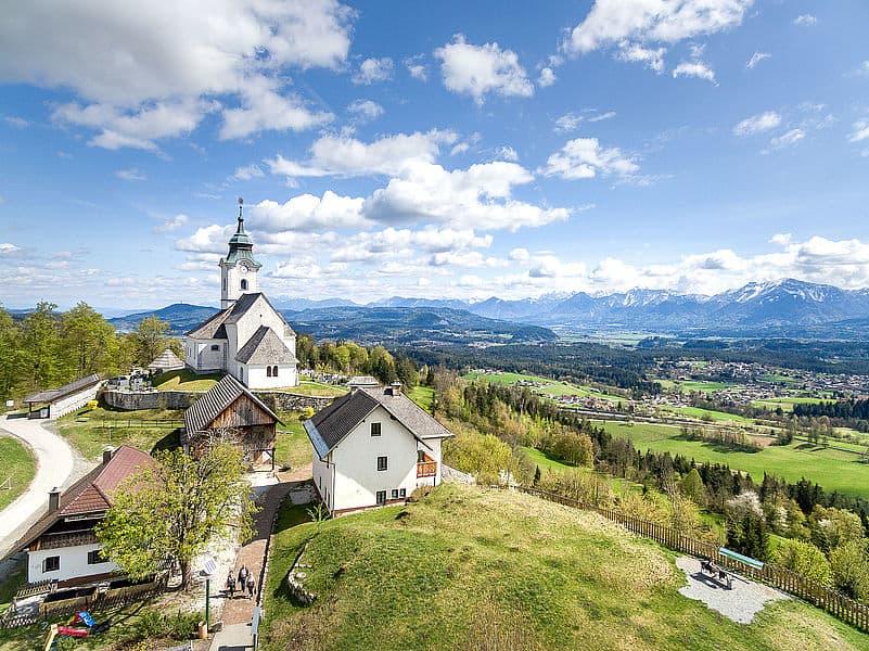 Ausflugsziele Aktivitäten Wörthersee Sternberg in Kärnten