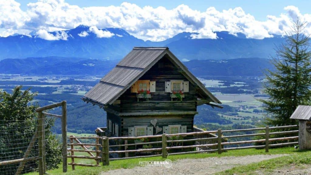 Ausflugs-Tipp Magdalensberg Troadkostn Gipfelhaus Mittelkärnten