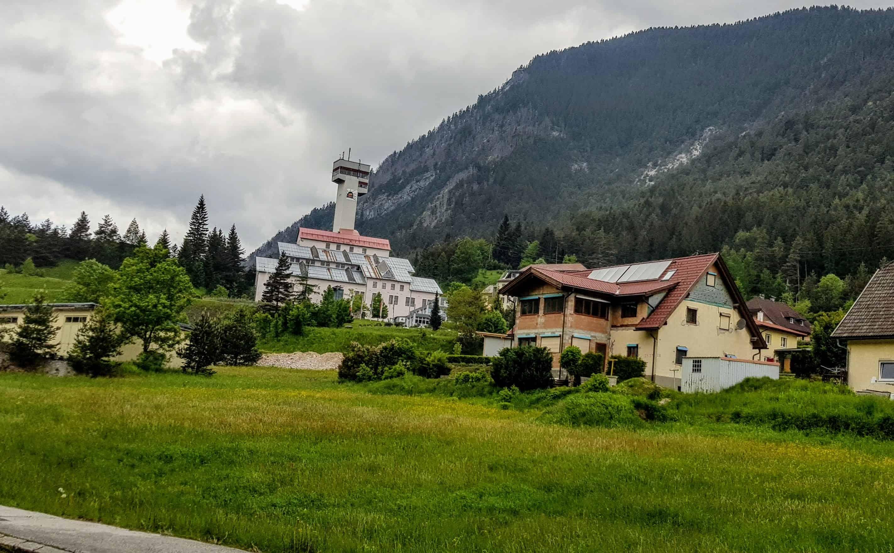 Die Schaubergwerke Terra Mystica und Montana befinden sich im Ortsteil Nötsch in der Gemeinde Bad Bleiberg bei Villach