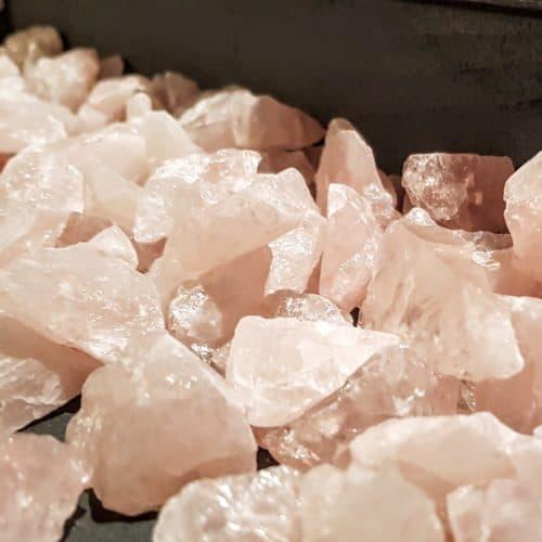 Bergkristalle und weitere Edelsteine im Schaubergwerk Terra Mystica Montana in Bad Bleiberg Villach