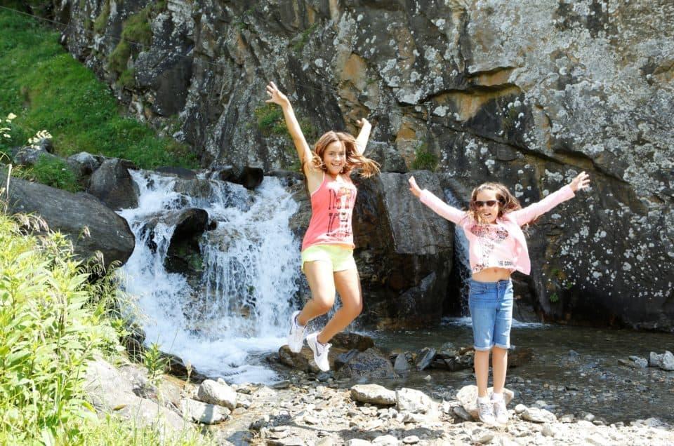Kinder im Maltatal Kärnten Ausflugstipps und Sehenswertes