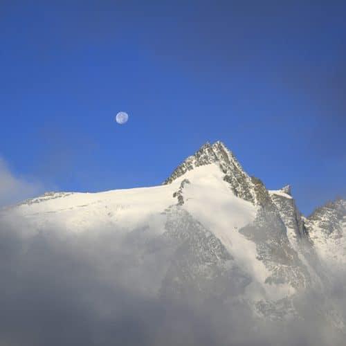 Großglockner - Sehenswürdigkeit und Reiseziel in Kärnten, Österreich