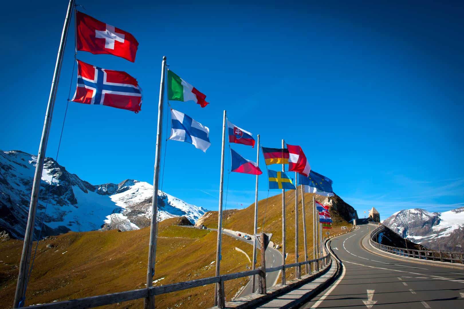 Über die Alpenstraße auf den Großglockner. Entlang von Österreichs schönster Panoramastraße - die Großglockner Hochalpenstraße