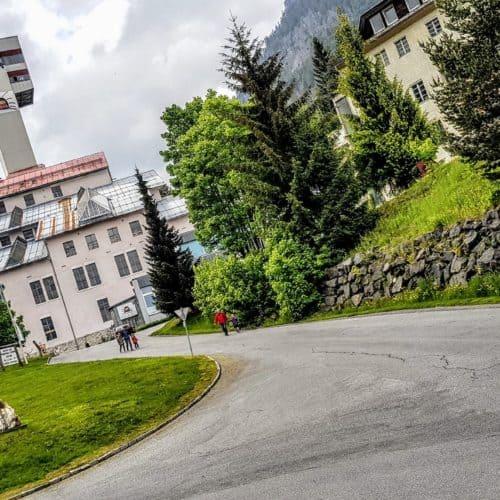 Kärnten mit Kindern - Ausflug Schaubergwerke Terra Mystica Montana - Außenanlage Bergwerk