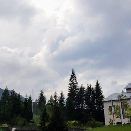 Regenwetter-Ausflugsziel Schaubergwerk Terra Mystica in Bad Bleiberg, Kärnten.