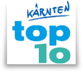Sehenswürdigkeiten und Ausflugsziele in Kärnten - TOP-10 Logo