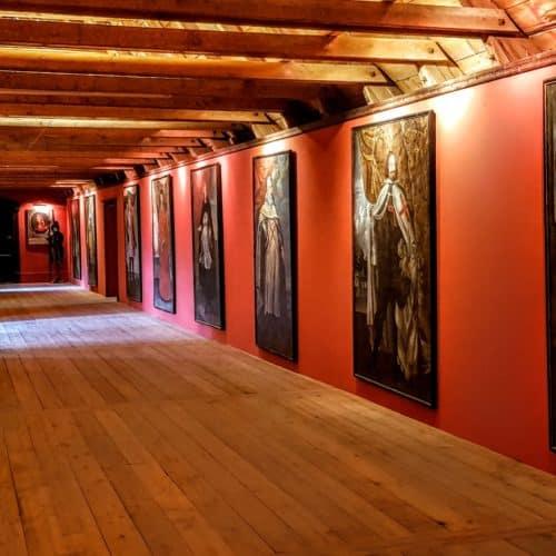 Kärntens TOP-10 Ausflugsziele: Burg Hochosterwitz - Museum und Ahnengalerie - Thema: Österreich Urlaub & Geheimtipps