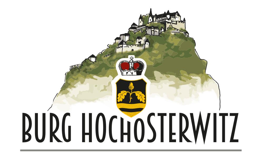 Burg Hochosterwitz TOP 10 Ausflugsziele Kärnten Logo