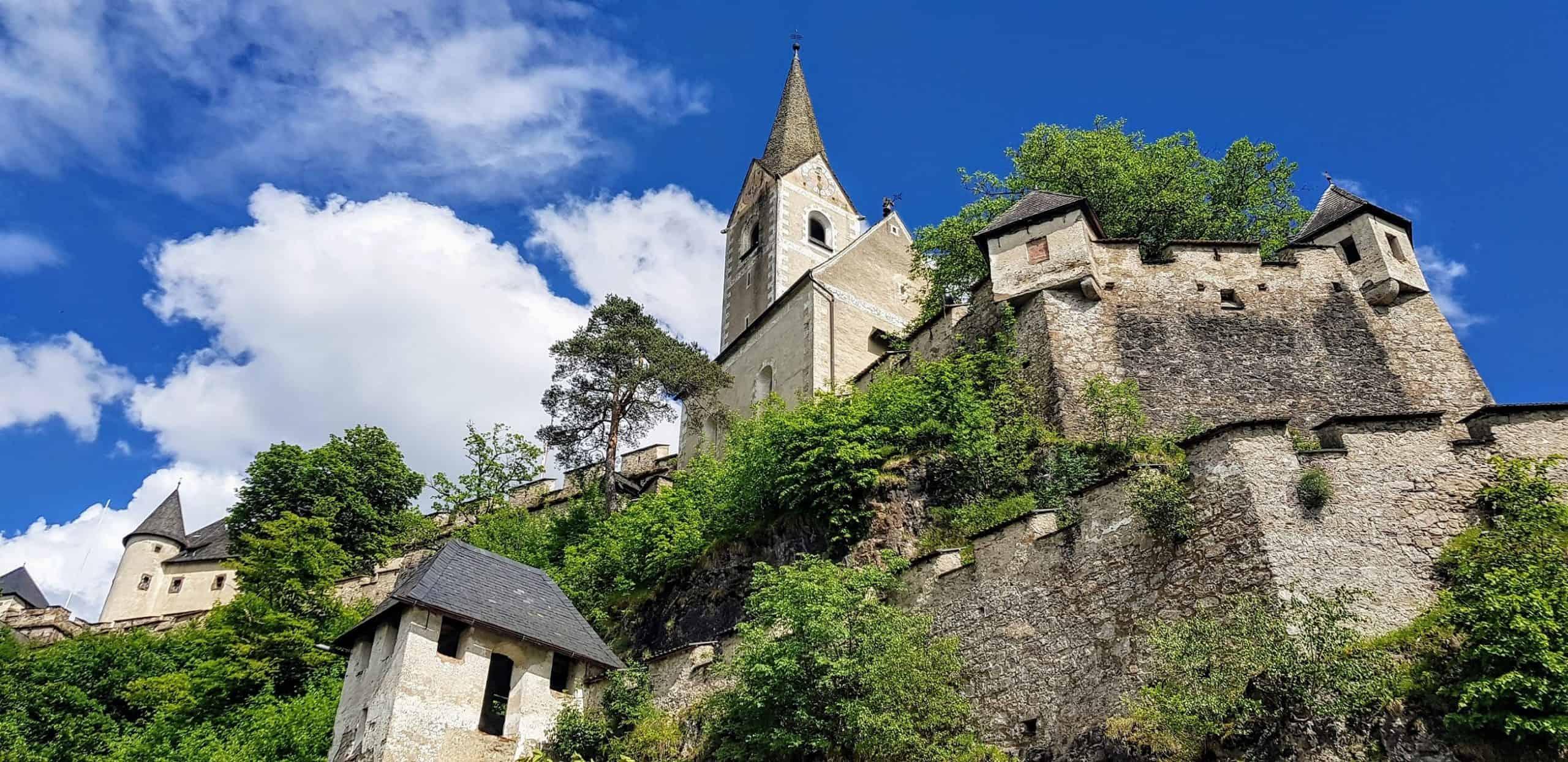 Burg Hochosterwitz - Kärntens TOP Ausflugsziele - Österreich Urlaub