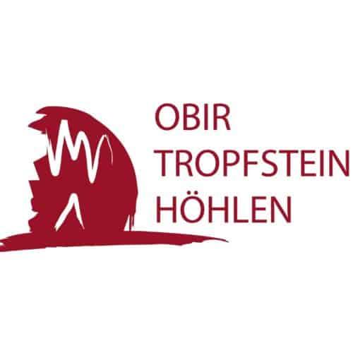 TOP Ausflugsziel in Kärnten - Obir Tropfsteinhöhlen - Logo