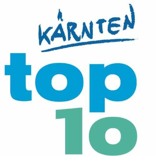 Kärntens TOP Ausflugsziele Logo - die schönsten Ausflüge und Sehenswürdigkeiten in Kärnten - Urlaub in Österreich