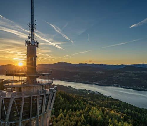 Pyramidenkogel - Aussichtsturm und Ausflugsziel in Kärnten