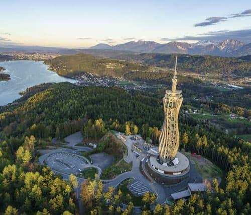 Kärntens TOP-10 Ausflugsziel: Pyramidenkogel