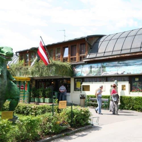 Sehenswürdigkeiten Klagenfurt - Reptilienzoo Happ