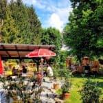 Bekannt bei Kindern ist Tierpark Rosegg in Kärnten