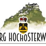 TOP Ausflüge & Sehenswürdigkeiten Kärnten - Burg Hochosterwitz - Logo