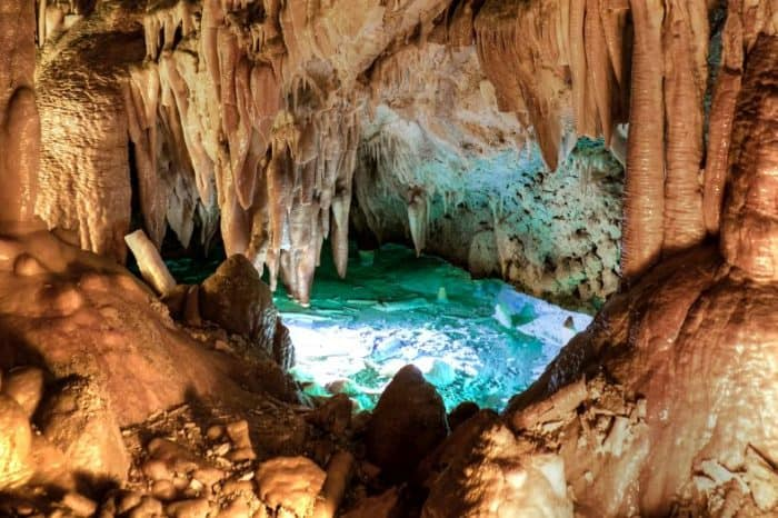 Besucherinfos 2020: Obir Tropfsteinhöhlen