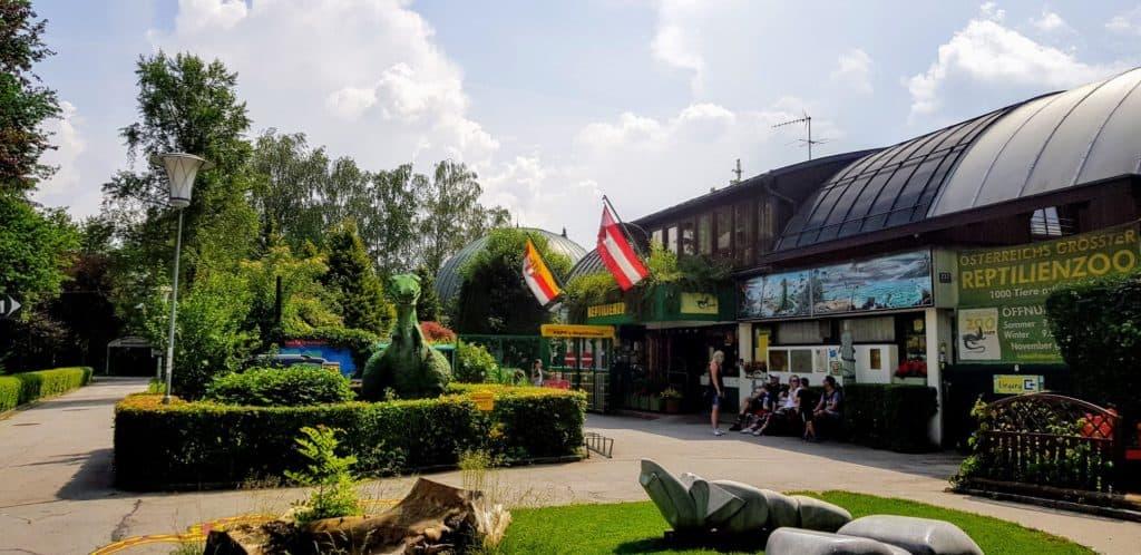 geöffnet in Klagenfurt - Reptilienzoo Happ am Wörthersee
