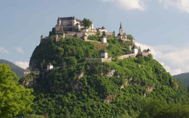 Burg Hochosterwitz in Kärnten - neue Öffnungszeiten Coronavirus