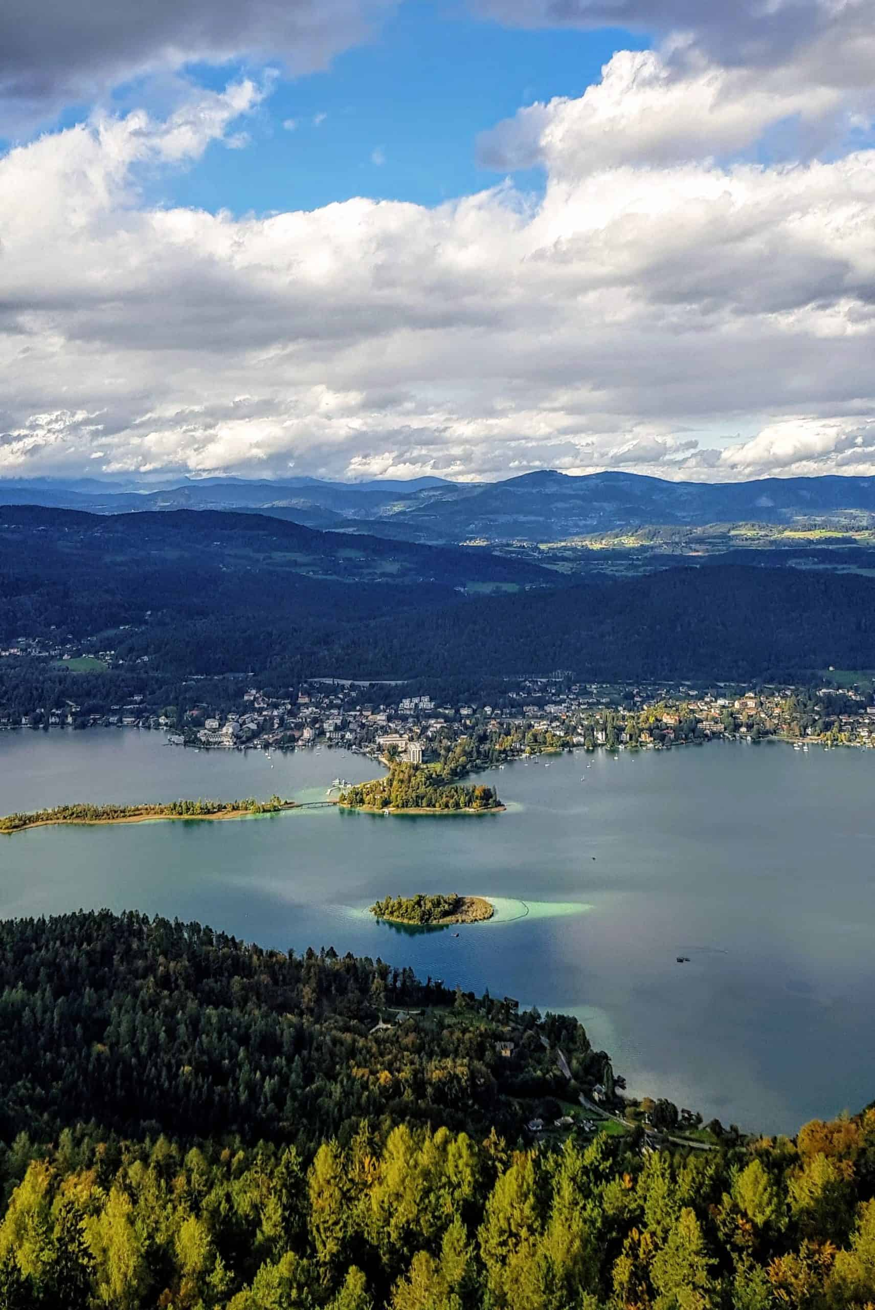ganzjährig geöffnetes Ausflugsziel in Kärnten - Pyramidenkogel