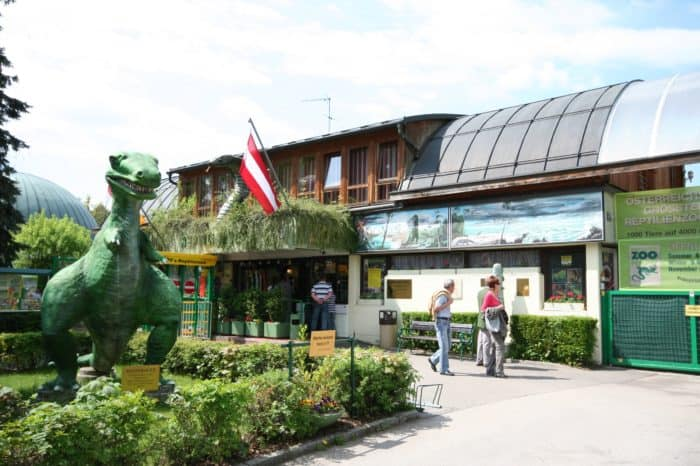 Ganzjährig täglich geöffnet in Klagenfurt: Reptilienzoo Happ