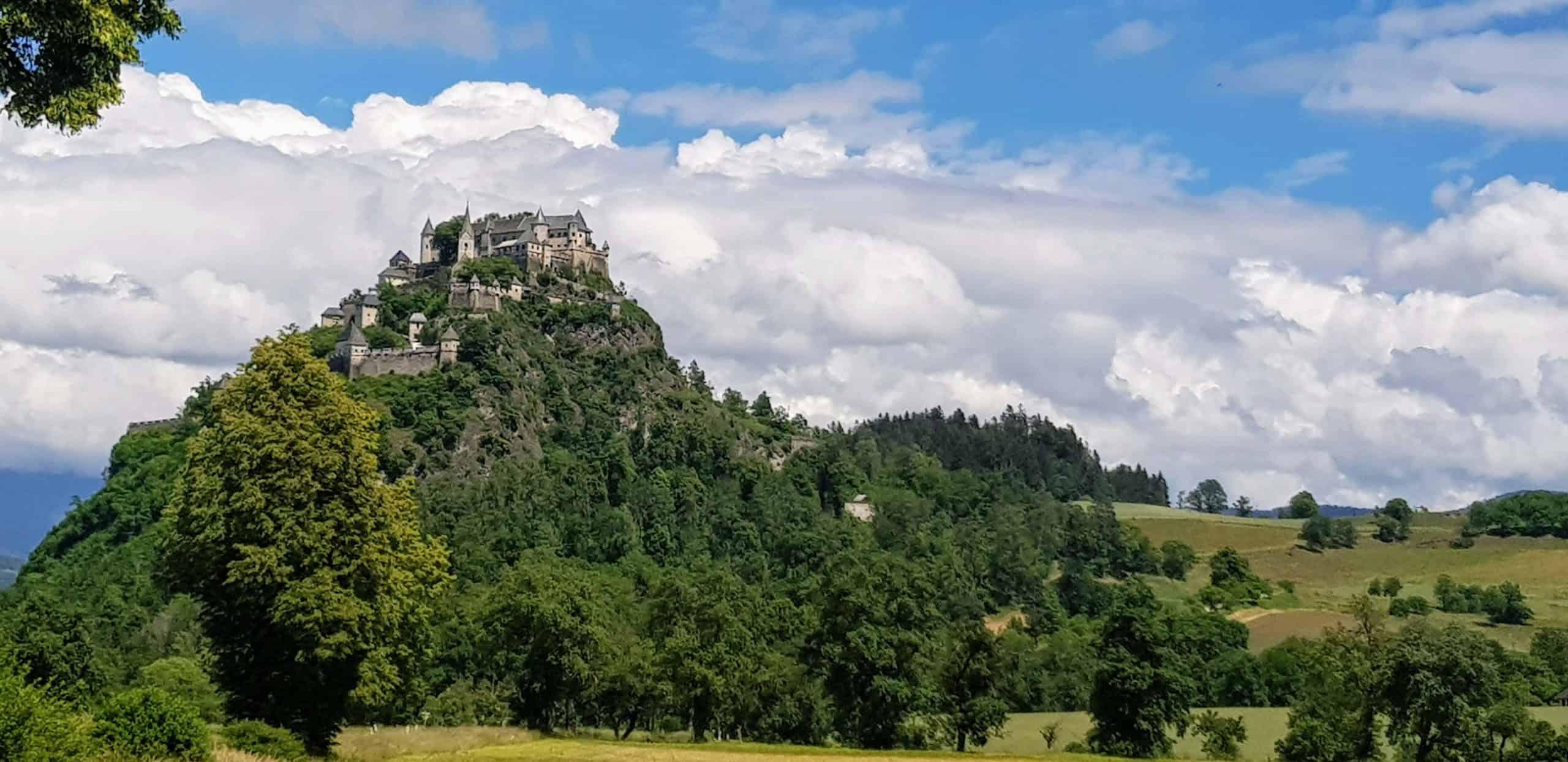 Burg Hochosterwitz - Urlaub, Ausflugsziele und Sehenswürdigkeiten in Kärnten, Österreich